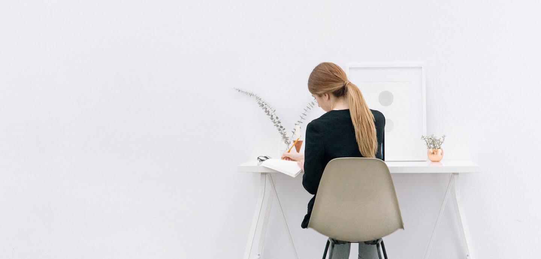 Wie ein Home Office einrichten - designhaus no.9 - Interior Blog ...