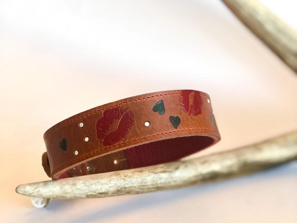 Schicke Hundehalsbänder & Leinen von Prachtpfoten